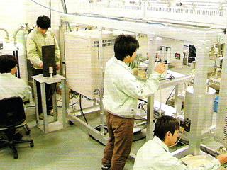 ガス化反応試験装置