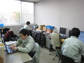 研修生用の研修室1