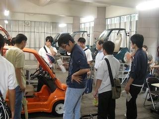 マイクロカー工場