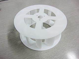 小型風車試作模型