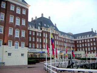 ホテル デンハーグ