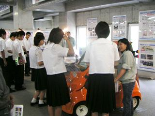機械ブース(No.2)